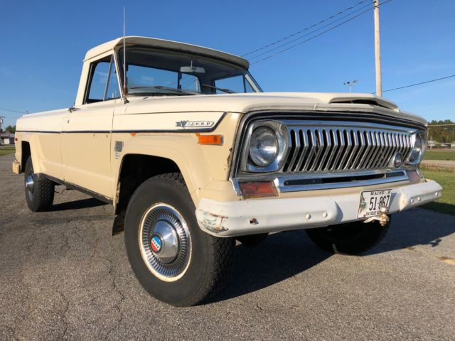 1973 jeep pickup j10 j4000 model full size jeep truck for sale 1973 jeep pickup j10 j4000 model full size jeep truck publicscrutiny Image collections
