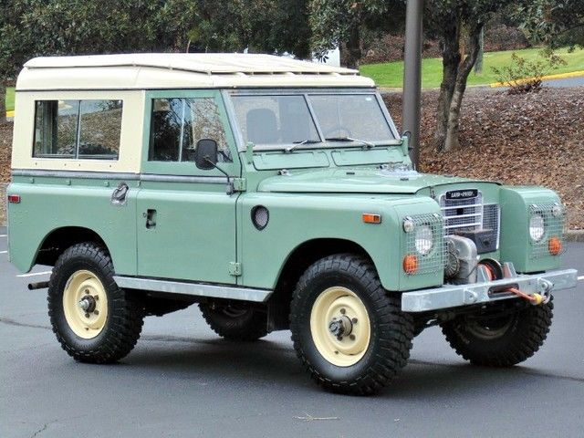 1973 Land Rover Other Station Wagon