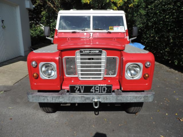 1973 Land Rover Other Series 3
