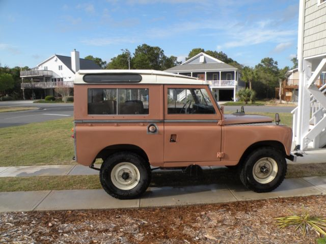 1973 Land Rover Other Series III