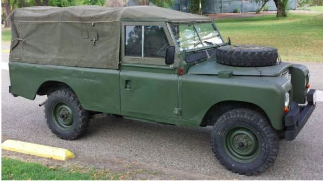 1973 Land Rover Other Utility