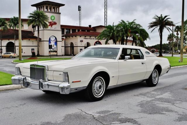 1973 Lincoln Continental 61k Original Miles Survivor! Must See!