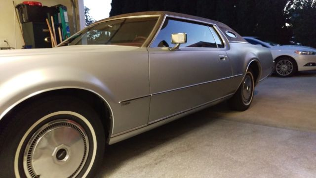 1973 Lincoln Mark Series Mark IV