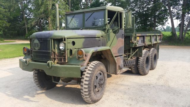 1973 Other Makes M35A2
