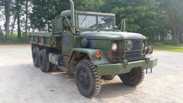 1973 M35A2 Deuce and a half for sale: photos, technical ...