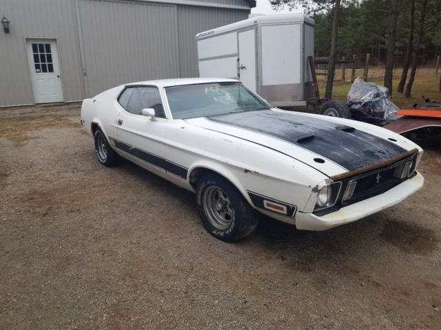 1973 Ford Mustang