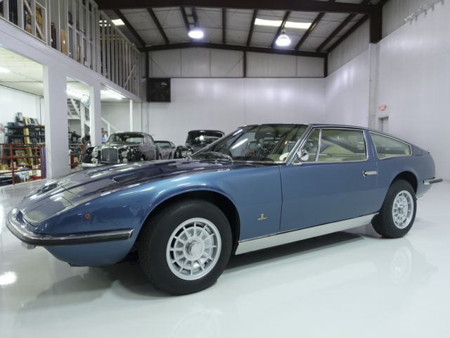 1973 Maserati Other Indy 4900, rare 4.9 powered Indy! Original engine!