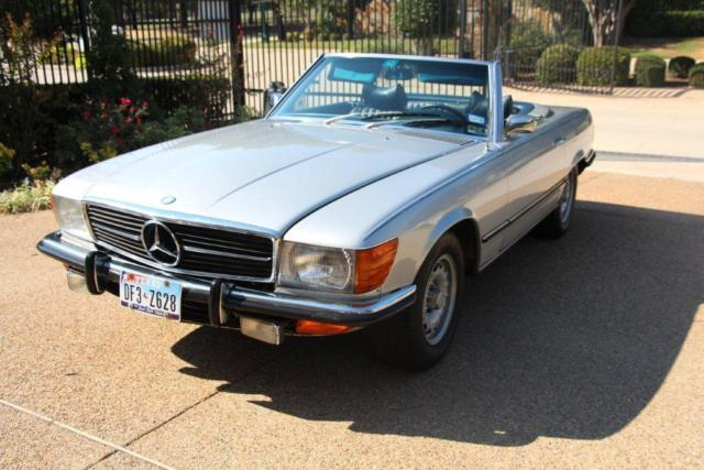 1973 Mercedes-Benz 400-Series 450 SL