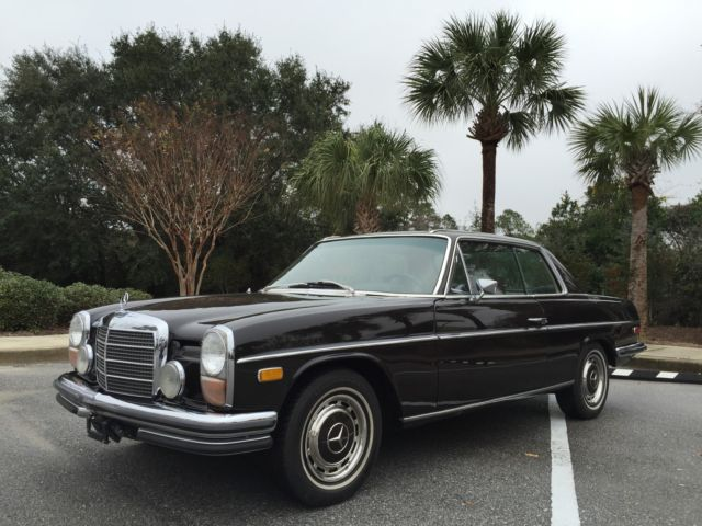 1973 Mercedes-Benz 200-Series Coupe
