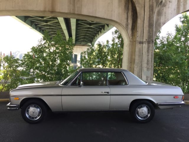 1973 Mercedes-Benz 200-Series 280 c coupe