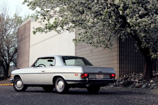 1973 mercedes benz 280c 280 coupe w114 for sale photos. Black Bedroom Furniture Sets. Home Design Ideas