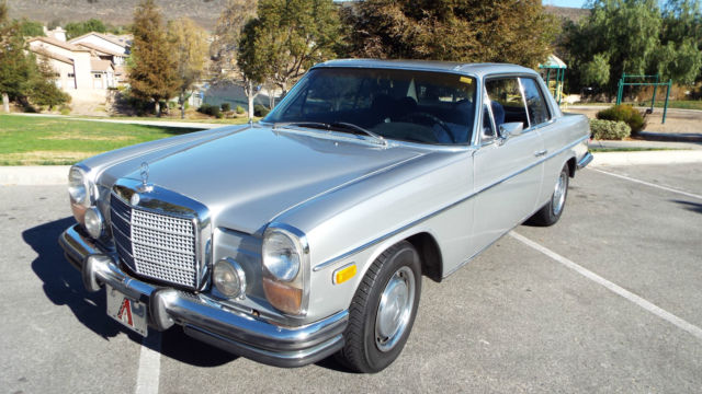 1973 Mercedes-Benz 200-Series 280 C SPORT COUPE