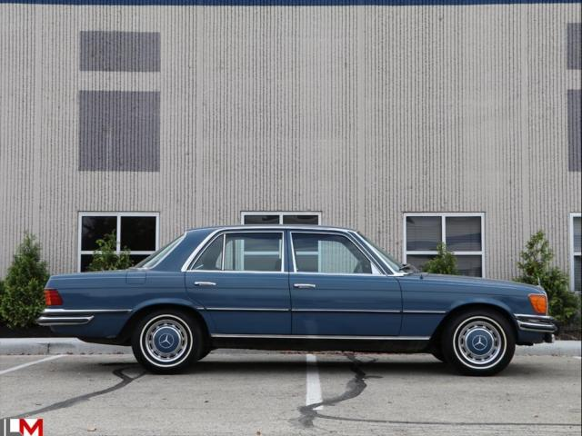 1973 mercedes benz 400 series automatic 2 door sedan for for Mercedes benz 2 door coupe for sale