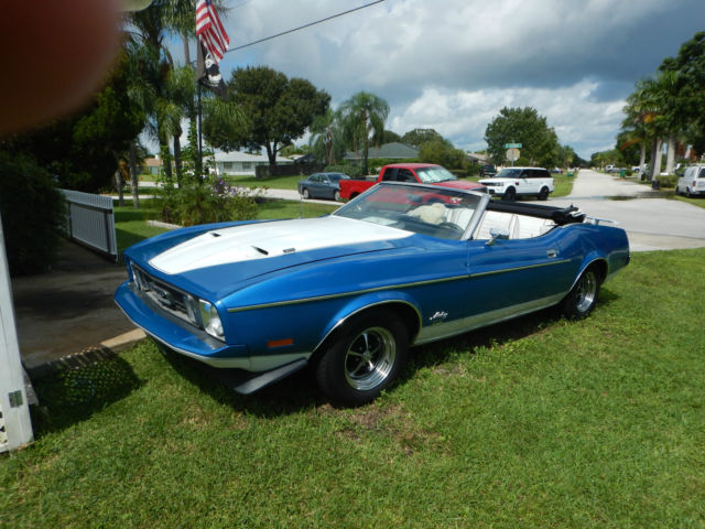 19730000 Ford Mustang