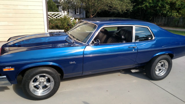 1973 Chevrolet Nova big block