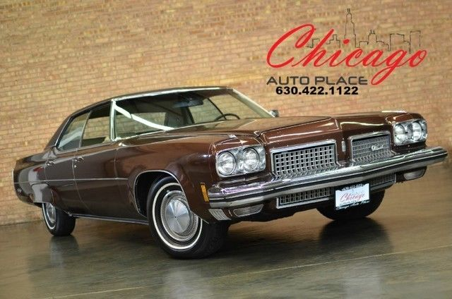 1973 Oldsmobile Other ALL ORIGINAL - RARE FIND - CLASSIC CAR