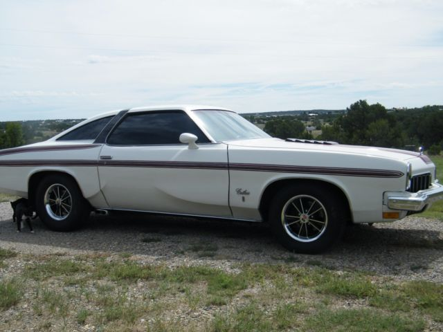 1973 Oldsmobile Cutlass 442