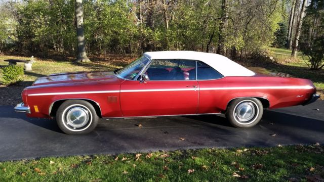 1973 Oldsmobile Eighty-Eight