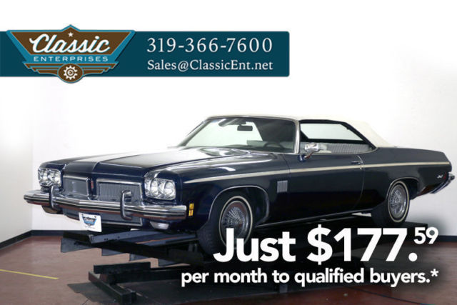 1973 Oldsmobile Eighty-Eight Royal Convertible