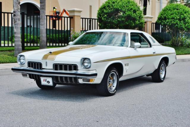 1973 Oldsmobile Hurst/Olds W30 455 Coupe Very Rare!