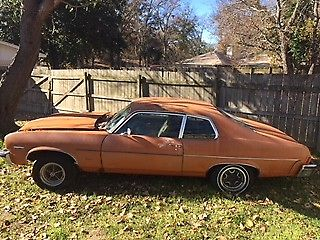 1973 Oldsmobile Omega 2 Door
