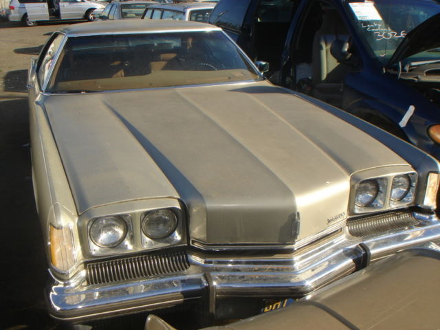 1973 Oldsmobile Toronado Coupe