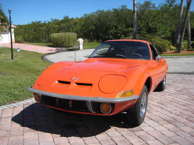 19730000 Opel Other GT