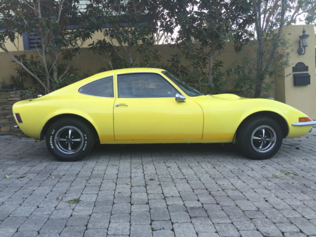 1973 Opel Other GT