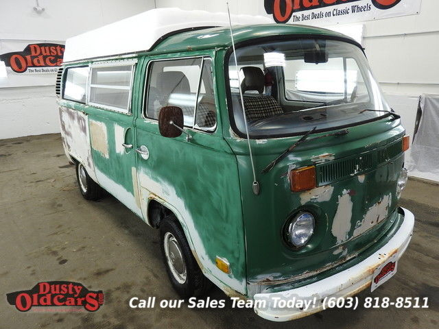 1973 Volkswagen Bus/Vanagon Runs Drives Well Body Needs Finish Work