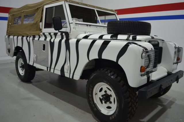 1973 Land Rover Other PK