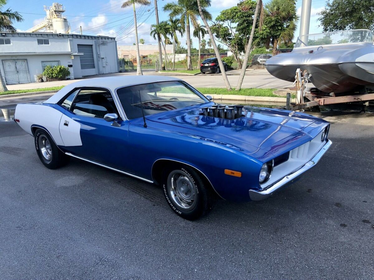 1973 Plymouth Barracuda Barracuda