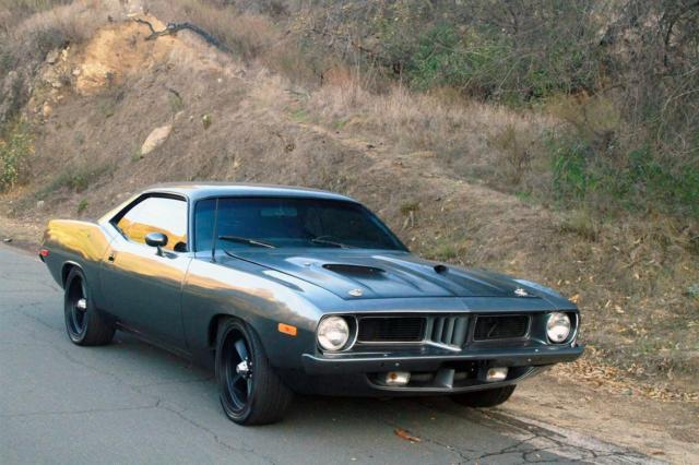 1973 Plymouth Barracuda THE PRICE IS FIRM! 76250 Miles GM