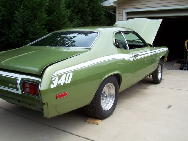 1973 plymouth duster 340 car for sale photos technical specifications description. Black Bedroom Furniture Sets. Home Design Ideas