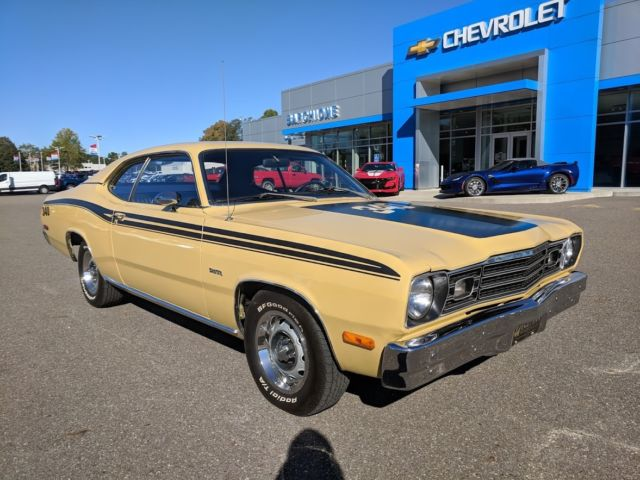 1973 Plymouth Duster Duster 340