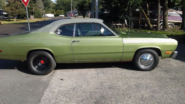 1973 Plymouth Duster Space saver