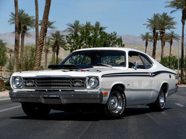 1973 Plymouth Duster NO RESERVE