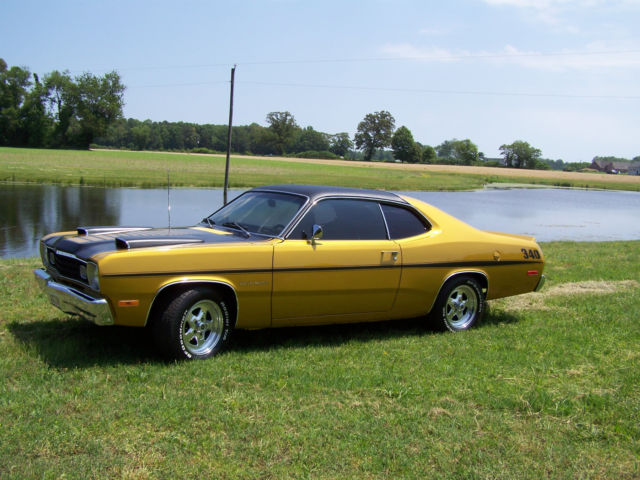 1973 Plymouth Duster 340 Built