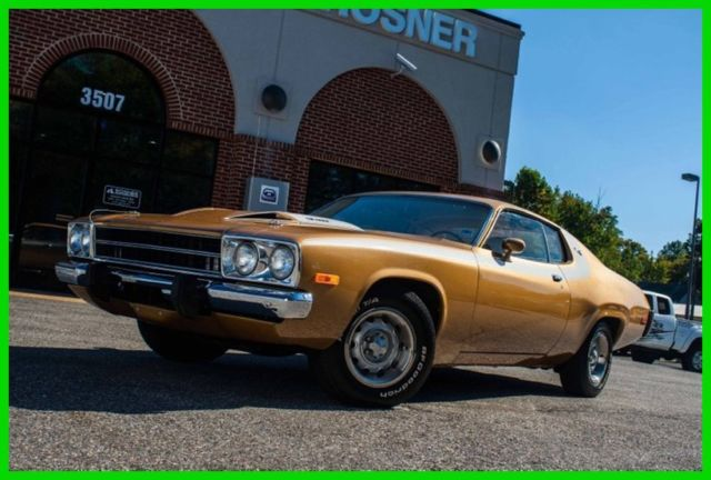 1973 Plymouth Road Runner 1973 Plymouth RoadRunner 340 Automatic 77k miesl
