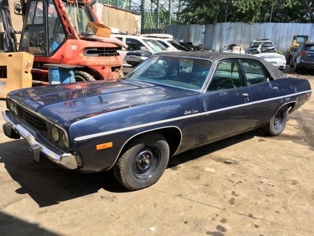 1973 Plymouth Satellite