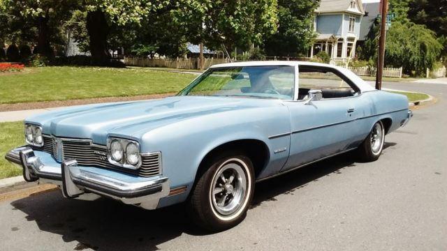 Spokane Used Cars >> 1973 Pontiac Catalina 2 door hardtop for sale: photos, technical specifications, description