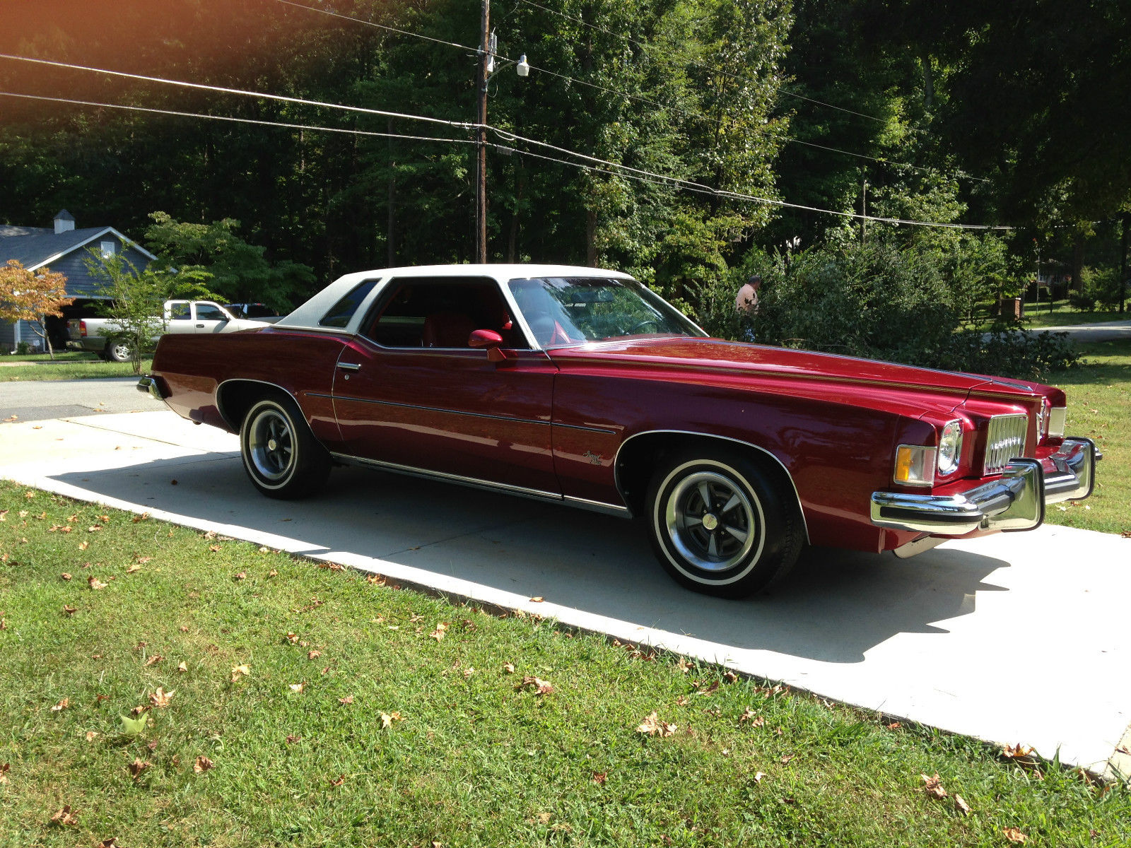 1973 Pontiac Grand Prix Model J