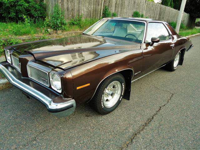 1973 Pontiac LeMans Sport Coupe 2Door 57L for sale photos