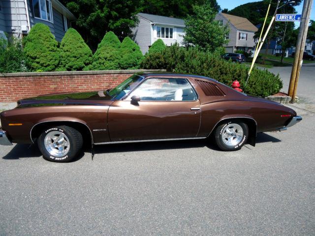 1973 Pontiac LeMans Sport Coupe True Survivor  for sale