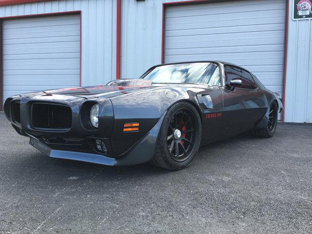 1973 Pontiac Trans Am Pro Touring For Sale Photos Technical