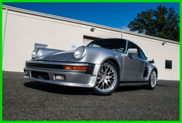 1973 Porsche 911 1973 Porsche 911T Silver over Black leatherette