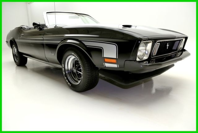 1973 Ford Mustang Q Code 4 Speed