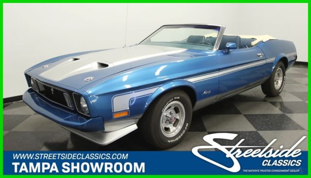 1973 Ford Mustang Q Code Cobra Jet Convertible