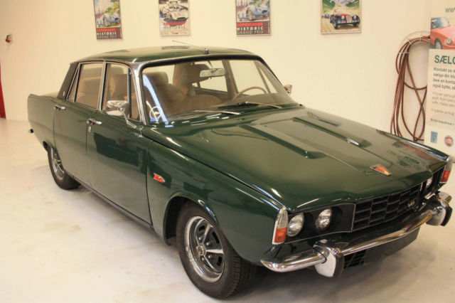 1973 Other Makes  Rover 3500 P6