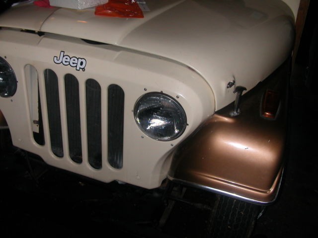 1973 Jeep self assembled woody 2dr wagon