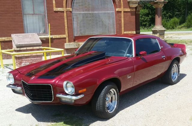 1973 split bumper chevrolet camaro for sale photos technical specifications description. Black Bedroom Furniture Sets. Home Design Ideas